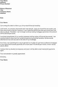 Miscellaneous letters sample download free business for Sample refinance letter