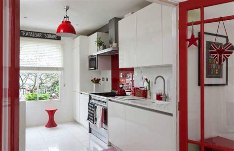 house  ravenscourt  red  white theme idesignarch interior design architecture
