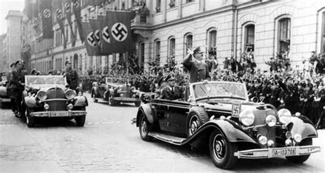 Hitler's Nazi-parade Vehicle Set To Be Auctioned In Us