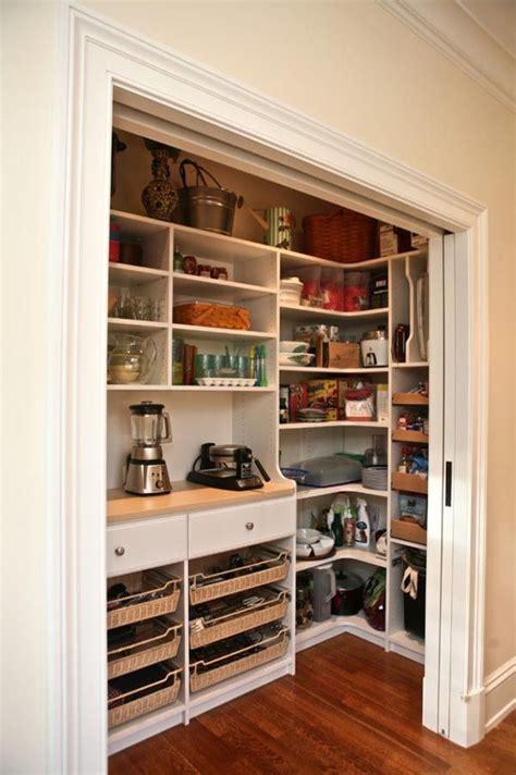 mind blowing kitchen pantry design ideas storage