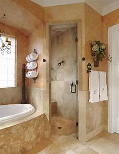 walk in showers for small bathrooms Bathroom Modern with