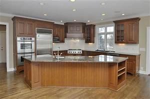 corner kitchen layout 1946