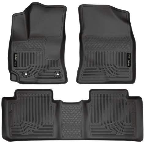 Toyota All Weather Floor Mats by Husky Weatherbeater All Weather Floor Mats For 2014 2016