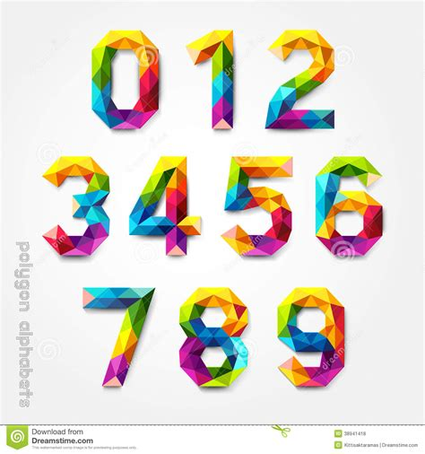 15 colorful number 0 fonts images free colorful fonts with numbers abstract colorful rainbow
