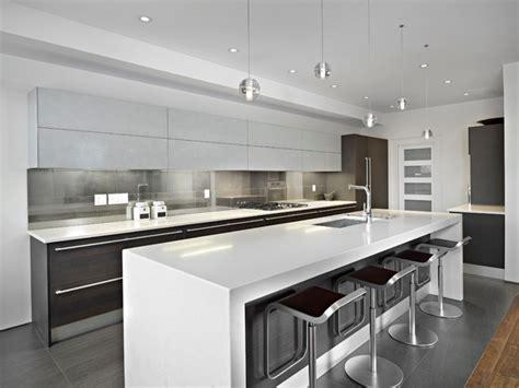 modern kitchen modern kitchen edmonton  habitat