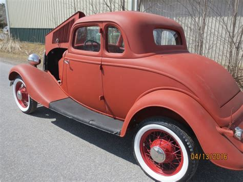 Coupe For Sale by 1933 Ford 5w Coupe Project Car Rod For Sale