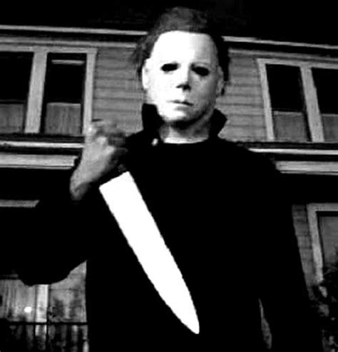 Halloween 1978 Michael Myers Death by Be One In A Million Not One Of A Million 10 Halloween