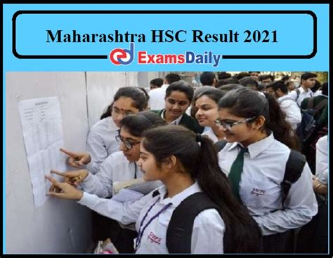 On the day of the hsc result 2021, millions of people tried to enter the education board's website together, so the server was down. MSBSHSE Maharashtra HSC Result 2021 12th: All Students ...