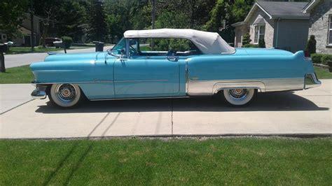 1954 Cadillac Eldorado by 1954 Cadillac Eldorado Convertible Used Cadillac