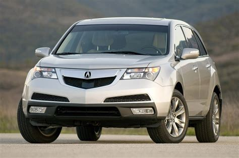 2010 Acura Mdx Review by Review 2010 Acura Mdx