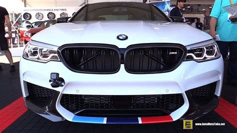 M5 Performance Parts by 2018 Bmw M5 M Performance Accessorized Exterior And