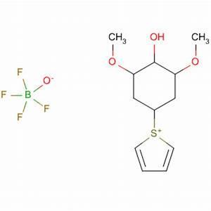 CAS No.191982-00-0,Thiophenium, tetrahydro-1-(4-hydroxy-3 ...