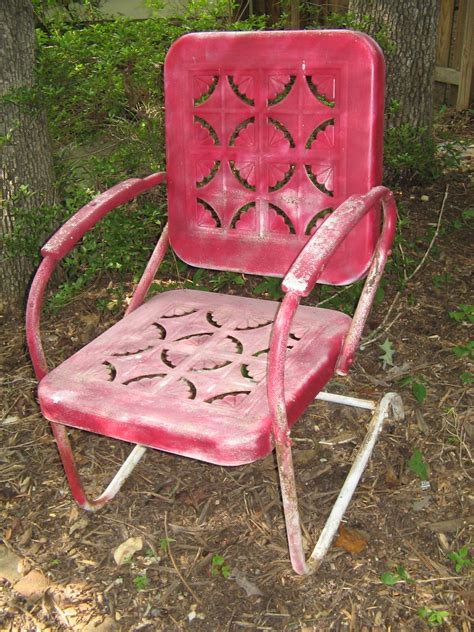 vintage metal outdoor furniture www imgkid the
