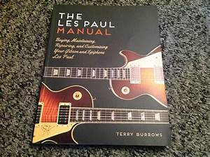 The Les Paul Manual By Terry Burrows