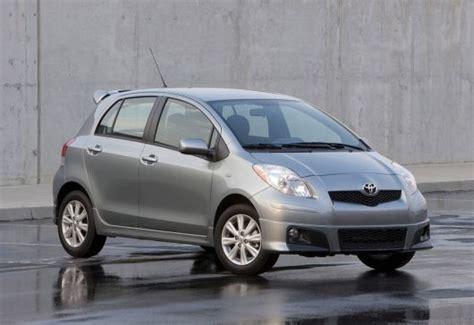 Toyota Yaris Door Liftback Cartype
