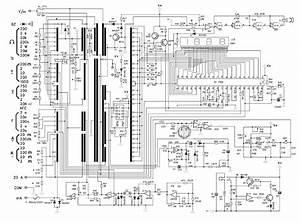 Multimeter Ut33b Sch Service Manual Download  Schematics