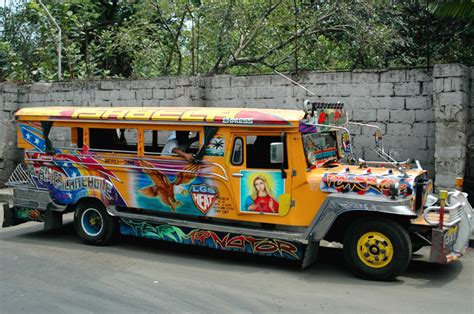 jeepney philippines art horn ok jeepney cult affair