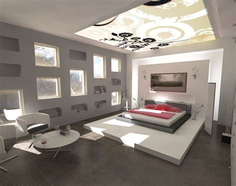 Minimalist Design-modern Bedroom Interior
