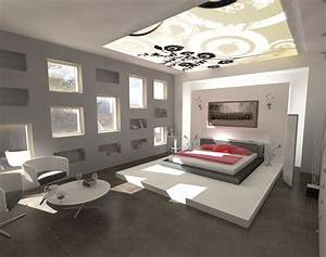 Decorations: Minimalist Design - Modern Bedroom Interior ...