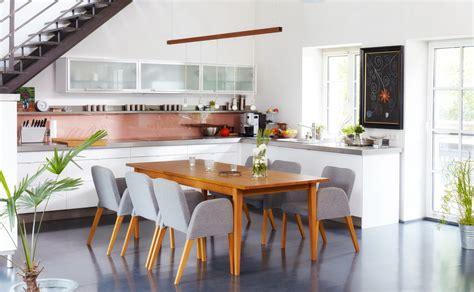 Offene Küchen Bilder by Die Offene K 252 Che Wohnk 252 Che Auf K 252 Chenliebhaber De