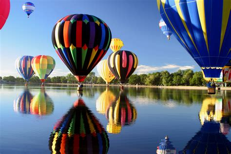 The Highflying Origin Of Hot Air Balloons