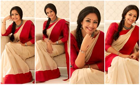 actress jyothika official facebook looks like jyothika will re enter kollywood with a bang