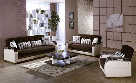 Brown Living Room Ls by Living Room Set Colins Brown By Istikbal
