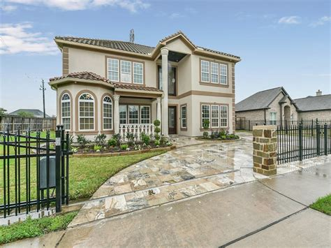 Pearland Houses For Sale - mediterranean homes for sale in pearland tx luxury