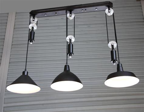 aliexpress buy bar vintage adjustable pulley pendant