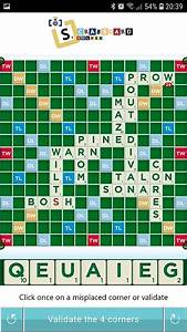 Scrabboard Solver  Scrabble Solver From Picture Or