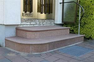 Treppe Hauseingang Kosten : hauseingnge mit stufen hauseingang in granit multicolor ~ Lizthompson.info Haus und Dekorationen