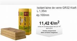 Laine De Verre Gr32 100mm : la v rit sur les magasins de bricolage brico d p t ~ Dailycaller-alerts.com Idées de Décoration