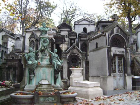 pere la chaise landscape architecture study tour with professor ahern