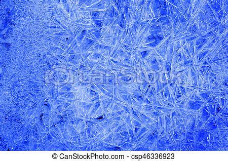 Gefrorenes, muster, kalte , winter eis Winter