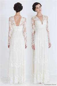 bhldn lia gown by catherine deane size 1 wedding dress With catherine deane wedding dress