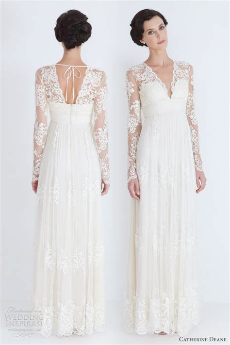 Long sleeve dresses!!!   Weddingbee