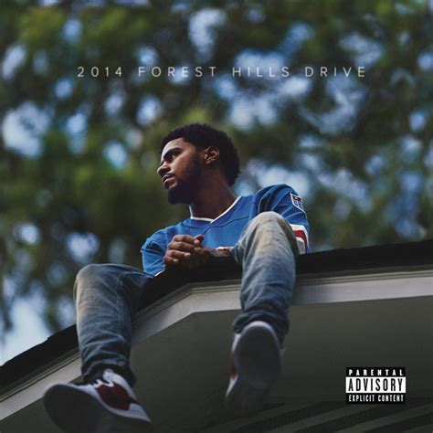J Cole Forest Hills Drive Cover by J Cole S 2014 Forest Hills Drive Goes Platinum Hiphop