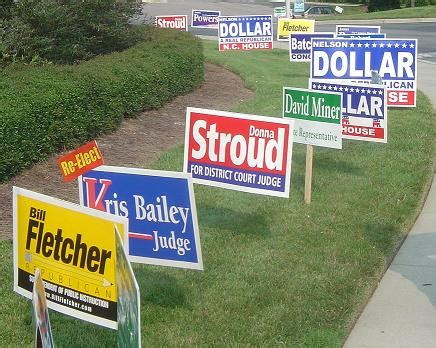 i despise political signs in people s yards