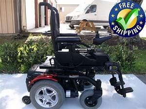 Pride Mobility Quantum R-4000 Power Chair