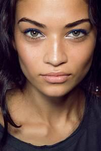 trait eye liner conseils et tutos pour un maquillage parfait With couleur froides et chaudes 15 comment maquiller les yeux marrons paperblog