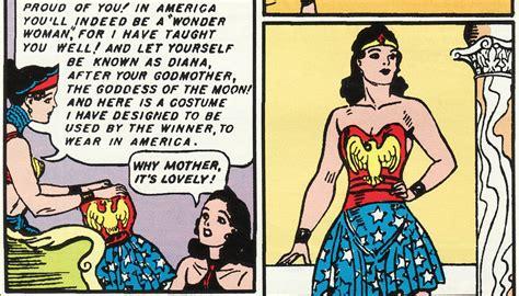 symbolism  wws costume  woman comic vine