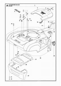 Heizkörper Abdeckung Oben : automower 230 acx abdeckung oben ersatzteile fachhandel ~ Michelbontemps.com Haus und Dekorationen