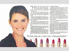 Chata Romano, Fashion Doctor Die Burger Afrikaans