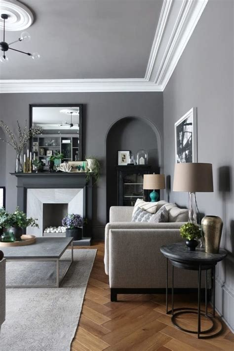 Finding the perfect modern living room furniture units for the living room is not a hectic task as eclectic options are available today. 35+ Gorgeous grey living room ideas - paint colours, carpet and furniture