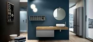 plan de travail pour salle de bain de design italien With plan de travail en bois pour salle de bain