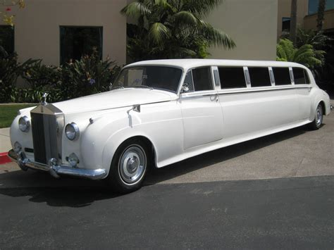 Classic Limousine by Rolls Royce Classic Limos An Invitation To Royal Ascot