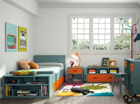 chambre fille lit mezzanine chambres de garçon 40 idées déco décoration