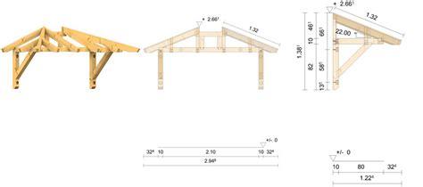 kopfband berechnen holzvordach kalkulator holz vordach