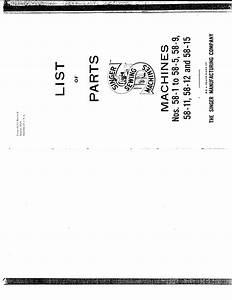 58-15 Manuals