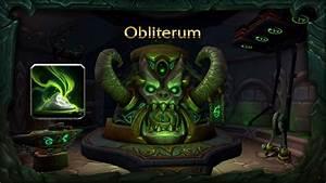 Wow Gegenstände Aufwerten : wow legion berufe obliterum guide so wertet ihr eure items auf ~ Orissabook.com Haus und Dekorationen